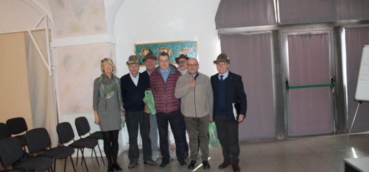 Incontro con gli studenti dell'Istituto Monti sul tema della Grande Guerra