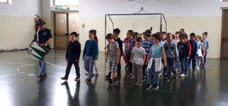 Gli Alpini tornano alla Scuola Primaria di Motta
