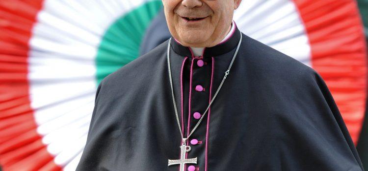 Monsignor Ravinale lascia, gli succede don Marco Prastaro