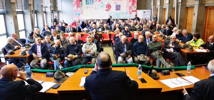 Gli alpini astigiani si rinnovano: sei nuovi consiglieri nel Direttivo
