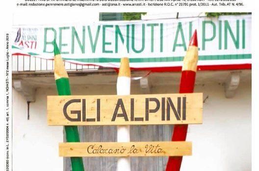 Penne Nere Astigiane anno XLVIII n. 2 Luglio 2019