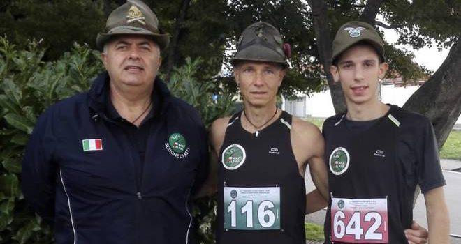 Al 48° Campionato di corsa in montagna ANA in evidenza gli atleti della sezione di Asti