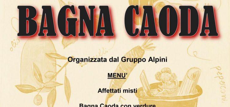 Bagna Caoda il 17 novembre ad Aramengo