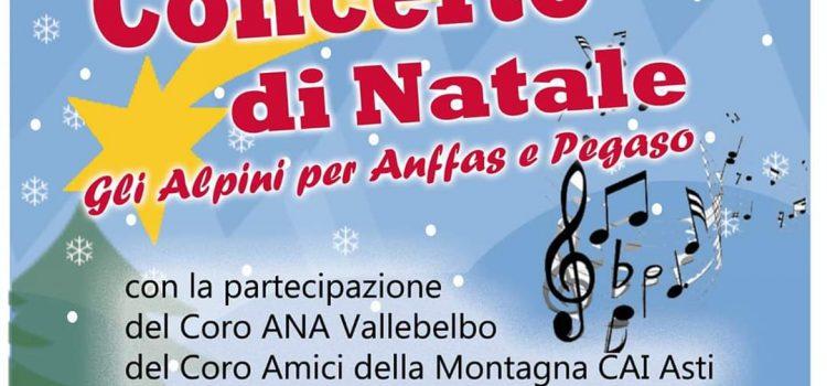 Concerto di Natale venerdì 13 dicembre