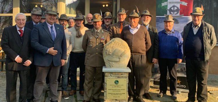 Il Col. Marco Manzone in visita ad Asti